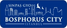 bosphourus city logo