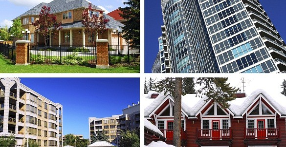 real estate investment types