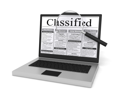 online classified advertising